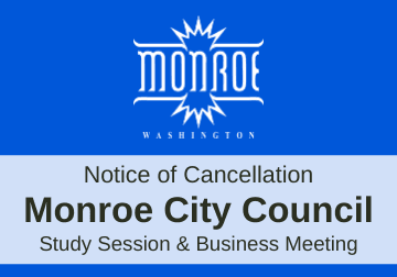 Graphic of Cancellation Notice