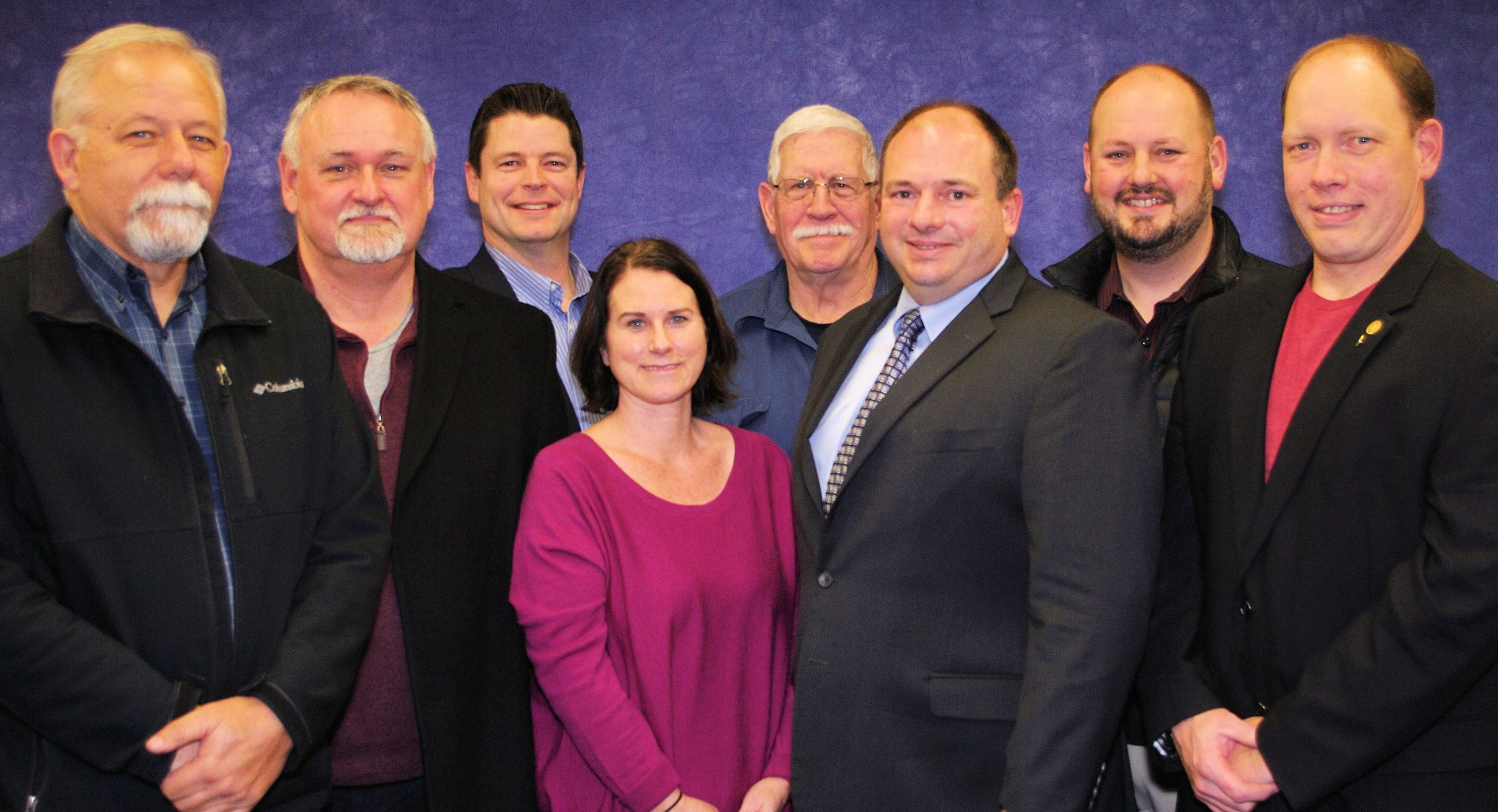 Picture of the City of Monroe Council and Mayor